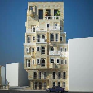 TURAN Apartment